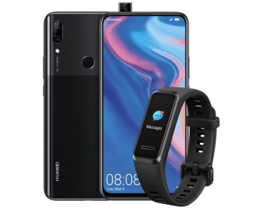 Huawei P Smart Z + Huawei band 4